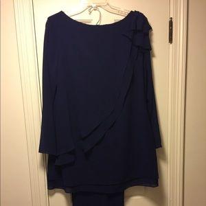 Dresses & Skirts - Navy blue pants suit